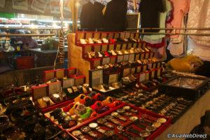 Ночной рынок на Тепразит