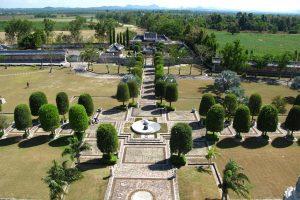 Парк Трех Королевств в Паттайе