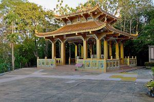 Сад-музей Wang Sam Sien