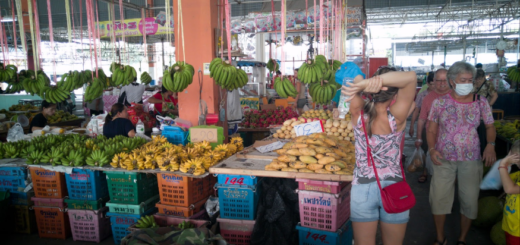 Продуктовый рынок Ват Бун