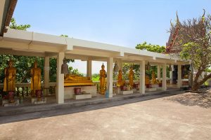 7 статуй Будды на каждый день недели