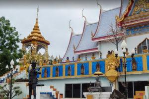 Храм Ват Саванг Фа Пруетарам