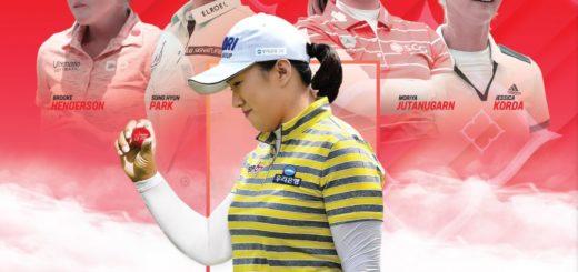 Соревнования по гольфу среди женщин 2020