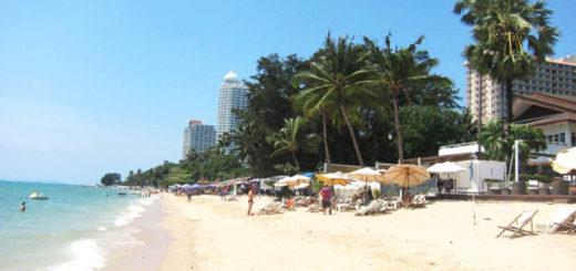 Пляж Вонгамат